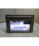 06-09 Lincoln MKZ Mercury Zephyr Radio GPS Cd THX 6H6T-18K931-AP RAR297 - $99.00