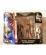Star Wars EMPIRE STRIKES BACK Commemorative DVD Collection HAN SOLO Chew... - $19.79