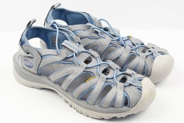 Womens KEEN Whisper Sandal - Blue Shadow/Alloy, Size 9 M US [1017357] - $69.99