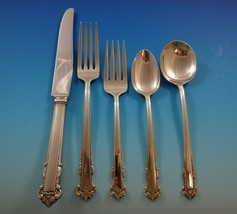 English Shell by Lunt Sterling Silver Flatware Service For 12 Set 68 Pieces - $3,575.00