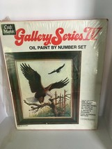 """Craft Master Gallery Series IV Oil Paint by Number Set 16"""" x 20"""" The Bal... - $44.99"""