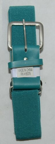 Unbranded Turquoise Adjustable Sports Belt 23 To 36 Inches