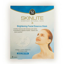 Brightening Facial Essence Mask 3Pieces/Pack (Pack of 3) NP45 - $9.85