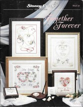 Stoney Creek Collection Book 151 - Together Forever - Cross Stitch - $9.90