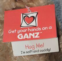 GANZ HX11091 Hayden Light Brown 26 Inch Polyester Fiber Cuddly Bear image 9