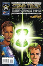 Star Trek: Deep Space Nine Malibu Comic Book #24, 1995 - $3.00