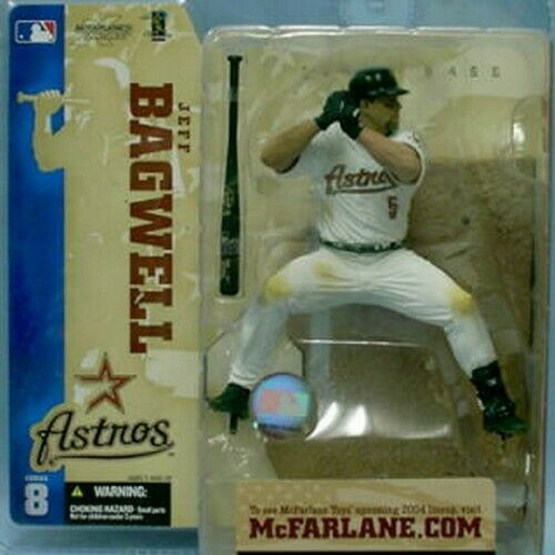 Primary image for Jeff Bagwell Houston Astros MLB McFarlane Variant Figure NIB Series 8