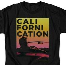 Californication comedy-drama TV series David Duchovny black graphic tee SHO497 image 2