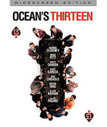 Oceans Thirteen (DVD, 2007, Widescreen) - $1.67
