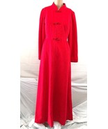 Vintage Shadowlite Petite sz XS/S Vintage Robe Frog Closure - $60.00