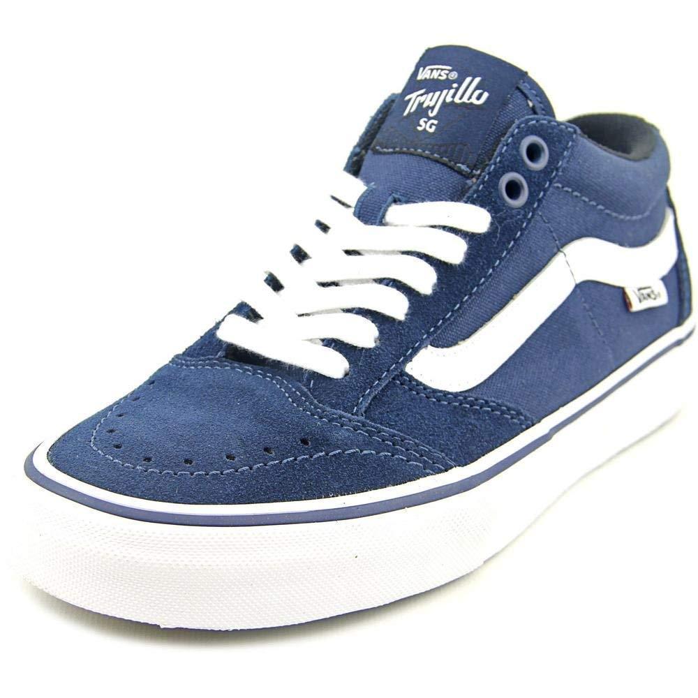 Vans TNT SG Navy White Mens Skate Shoes 6.5 7.5 WOMENS 8 9