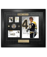 Bobby Orr Print 2014 NHL Boston Signed Numbered FDC Stamp SOLD OUT CANAD... - $664.99