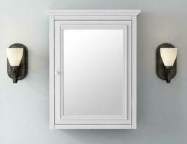 """NEW Home Decorators Fremont 24"""" W x 30"""" H  Framed Surface-Mount Medicine Cabinet image 3"""
