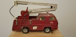 Vintage Tonka Truck - Snorkel Fire Truck - Pressed Steel Toy! - $18.69
