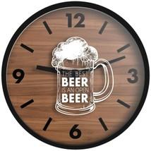 Westclox 32240 16-Inch Beer Wall Clock - $39.45