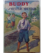 Buddy on Mystery Mountain no.8 by Howard R. Garis author of Uncle Wiggil... - $11.00