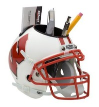 Wisconsin Badgers NCAA Football Schutt Mini Helmet Desk Caddy - $21.95