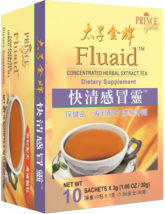 Prince Gold Fluaid - Concentrated Herbal Extract Tea, 10 Bags - $8.64+
