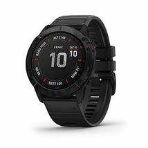 Garmin Fenix 6X Pro, Premium Multisport GPS Watch, features Mapping, Music, Grad - $749.99