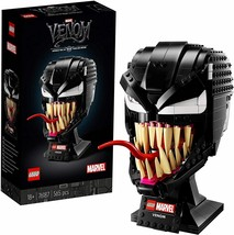 LEGO 76187 Marvel Venom Mask, Super Héro Ensemble Collection - $315.99