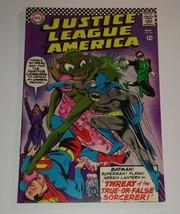 Justice League Of America Comic #49 November 1966 DC Batman Green Lantern - $35.00