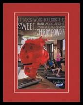 2013 Cherry Kool Aid Man Framed 11x14 ORIGINAL Vintage Advertisement  - $32.36