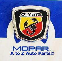 NEW 2012-2015 Fiat 500 Abarth Liftgate or Tailgate Emblem or Badge, OEM Mopar - $86.95