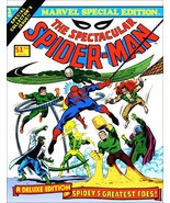 Marvel The Spectacular Spiderman #1 Treasury Edition Cover Stand-Up Disp... - $16.99