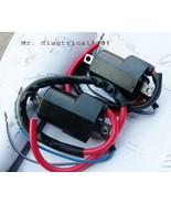 Suzuki GT125 GT185 GT250 T250 T305 TC305 T350 T500 Ignition Coil 12V. Br... - $47.04