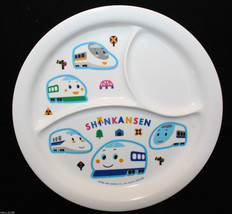 Sanrio Japan Skater Shinkansen Melamine Ware Children Child Divided Plat... - $28.44