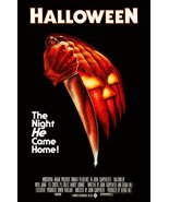 Halloween Horror Movie Reproduction Counter Top Stand-Up Display - $16.99
