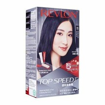 Revlon Top Speed Hair Color Woman  Natural Black 70 with free ship to wo... - $20.78