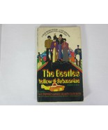 1968 First Printing The Beatles Yellow Submarine Book Vintage Paperback  - $19.79
