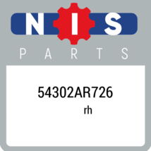 54302AR726 Nissan STRUT KITFRONT, New Genuine OEM Part - $566.01