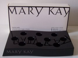 Mary Kay Lipstick Caddy Glossy Black - $13.50