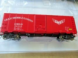 "Intermountain # 45828 Gulf, Mobile & Ohio Modified 10'6"" Door Boxcar HO Scale image 1"