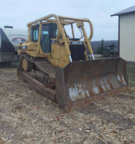 2001 CAT D6R XL For Sale In Winona, Minnesota 55987