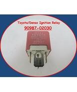 Toyota Scion Ignition Relay 90987-02030 RAV4 Yaris Highlander Camry Coro... - $9.85