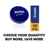 NIVEA CREME Skin Hand Moisturizing Cream in Metal Tin 2 Oz , 60 mL Moist... - $7.17+