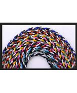"Tornado Power Energy Baseball 3 Rope 16"" T-Ball Necklaces Wholesale Lot 100 - $37.39"