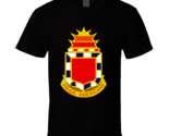 2nd Battalion, 32nd Artillery - (175mm Gun Self-Propelled)-No SVC Ribbon T Shirt