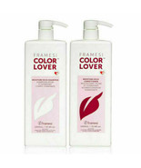 Framesi Color Lover Moisture Rich Shampoo & Conditioner Liter Duo (33.8 ... - $59.39