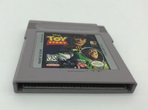 Toy Story (Nintendo Game Boy) GB Game Cartridge Excellent!