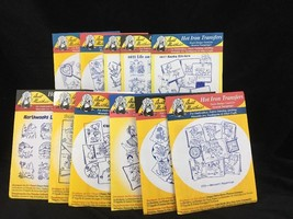 Aunt Marthas Hot Iron Transfers Choice Day of Week Farm Geese Koala Duck... - $3.95+