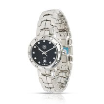 Tag Heuer Link WAT1410.BA0954 Women's Watch in  Stainless Steel - $1,500.00