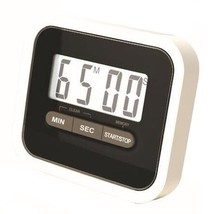 Digital Kitchen Timer Count Down Up Magnetic   black - $11.39