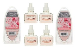 Yankee Candle Blush Bouquet Wax Melts and ScentPlug Refill Bulbs 6 Piece Set - $29.99