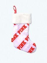 Pink Holiday Stocking - $10.00