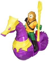 Fisher-Price Imaginext DC Super Friends, Aquaman & Seahorse - $8.86
