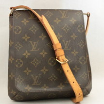 LOUIS VUITTON Monogram Musette Salsa Shoulder bag M51258 LV Auth 7921 - $398.00